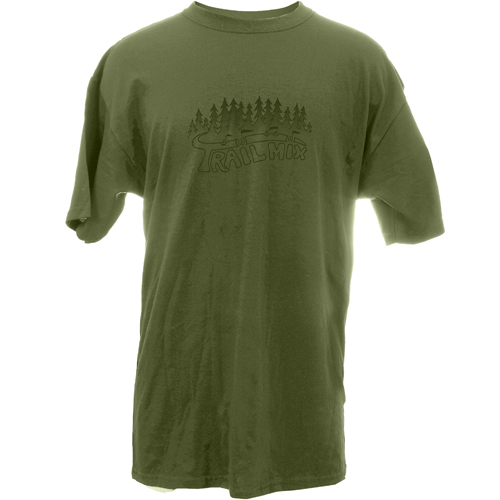Beyond The Pond Adult Trail Mix Garment Dye Short Sleeve T-Shirt