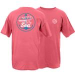 Peace Frogs Vitamin Sea Frog Garment Dye Short Sleeve T-Shirt