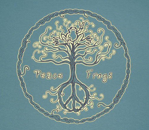 $100 Online Peace Frogs Gift Certificate