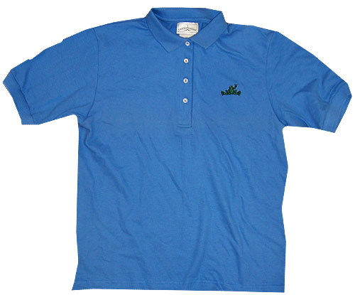 Peace Frogs Men's Polo Shirt