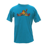 Peace Frogs Adult Hope Frog Short Sleeve T-Shirt