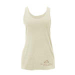 Peace Frogs Junior All You Need Is Peace Frog Eco Heathered Racerback Tank