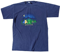 Peace Frogs Adult Peace Out Short Sleeve T-Shirt