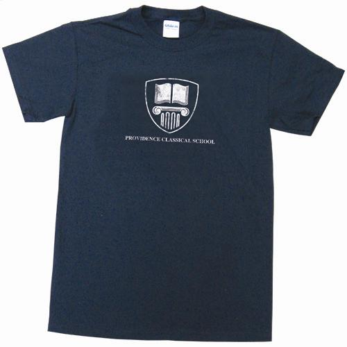 Providence Classical Shield Basic Short Sleeve T-Shirt