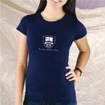 Junior Providence Classical Shield Longer Length T-Shirt