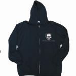 Youth Providence Classic Shield Hooded Full Zip Sweatshirt