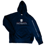 Providence Classical Patriot Hooded Sweatshirt