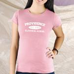 Junior Collegiate Established Longer Length Short Sleeve T-Shirt