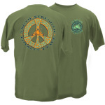 Peace Frogs Adult Celtic Truth Organic Short Sleeve T-Shirt