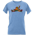 Peace Frogs Ladies Hope Short Sleeve T-Shirt