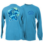 Peace Frogs Free Your Mind Adult Long Sleeve T-Shirt