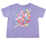 Peace Frogs Peace Girl Toddler Short Sleeve T-Shirt