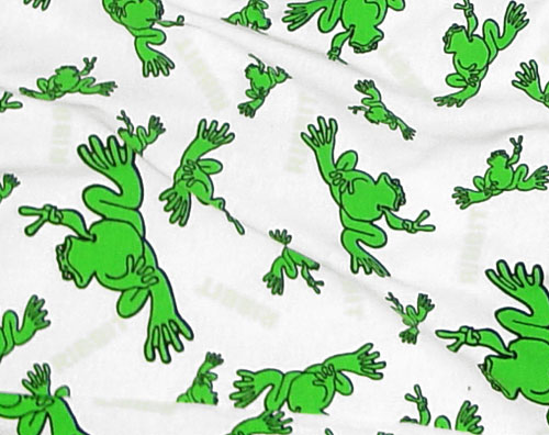 Peace Frogs Kids Ribbit Boxer