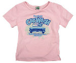 Peace Frogs Junior Carwash Frog 95/5 Cap Sleeve T-Shirt