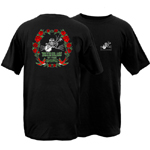 Peace Frogs Bluegrass to the Bone Short Sleeve T-Shirt