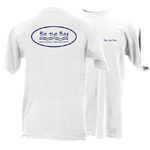 Be the Bay Oval Logo Short Sleeve T-Shirt