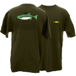 Rockfish Be the Bay Short Sleeve T-Shirt