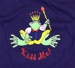 Peace Frogs Junior Frog Prince Tank Top
