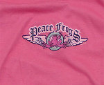 Peace Frogs Junior Wingin It Double Layer Long Sleeve T-Shirt