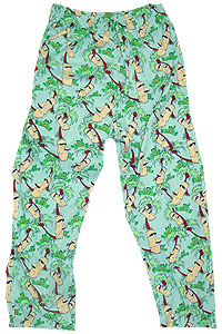 Peace Frogs Kids Hawaiian Loungepant