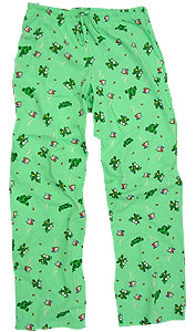 Peace Frogs Kids Coffee Loungepant