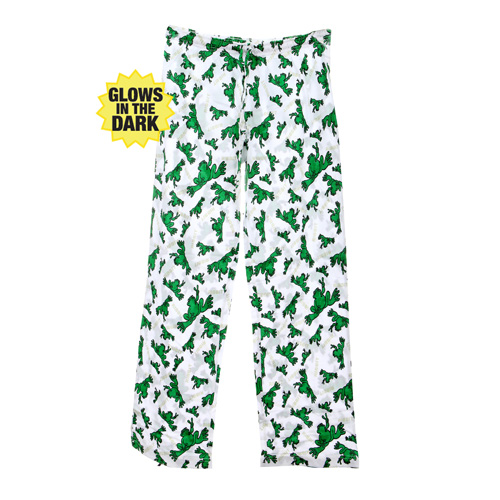 Peace Frogs Adult Ribbit Pajama Loungepant