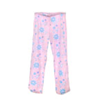 Peace Frogs Adult Snowflake Pajama Loungepant