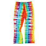 Peace Frogs Adult Tie Dye Loungepant