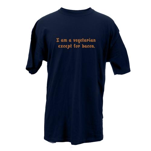 Beyond The Pond Adult Vegetarian Short Sleeve T-Shirt