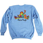 Crewneck Screen Printed Sweatshirts