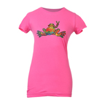 Junior Longer Length Short Sleeve T-Shirt